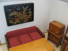 wohnzimmermöbel 30er jahre puppenmöbel puppenhaus