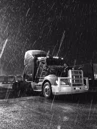 Kenworth T660 Evening Snow | Kenworth Trucks | Pinterest | Trucks ...