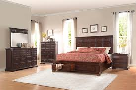 Bedroom Sets With Storage by Homelegance 1832 Cranfills Bedroom Set With Storage Bed