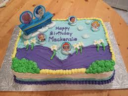 Bubble Guppies Cake Decorations by Bubble Guppies Cake U2013 Erica U0027s Edibles