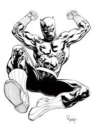 1000x1324 Black Panther By TomRaney On DeviantArt