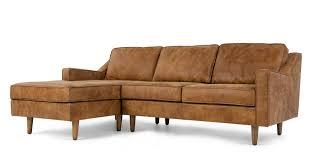 canapé d angle de qualité dallas canapé d angle avec méridienne à gauche en cuir de qualité
