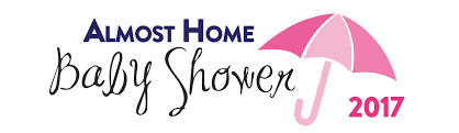 Baby Shower Logo by Rsvp For The 2017 Almost Home Baby Shower Almost Home
