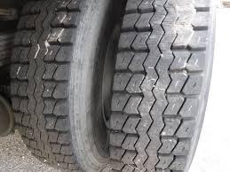 100 Heavy Duty Truck Tires 2003 225 REAR TALL Stock 182708 TPI