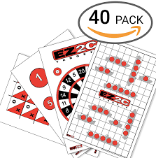 Plink Your Sink Balls by Amazon Com Paper Targets For Shooting Practice By Ez2c Gun And