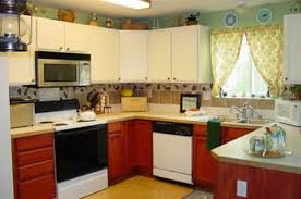 Apartment Kitchen Decorating Ideas Including Fascinating Cabinets 2018