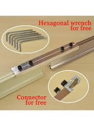 Flexible Curtain Track For Rv by Ceiling Mount Curtain Track Bendable This Complete Shower Kit