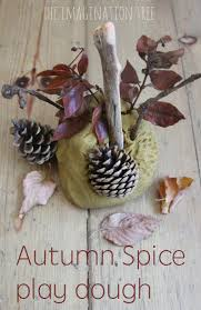 Pumpkin Spice Playdough Pinterest by Autumn Spice Play Dough Recipe The Imagination Tree