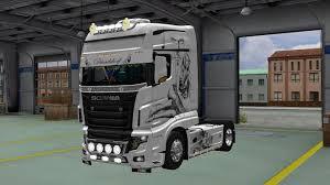 SCANIA R700 1.20.X | ETS2 Mods | Euro Truck Simulator 2 Mods ...
