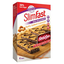 SlimFast Meal Replacement Bar Nutty Salted Caramel (4x Box Of 4 ... Atkins Chocolate Peanut Butter Bar 21oz 5pack Meal Amazoncom Special K Protein Strawberry 6count 159 Pure Pro 21 Grams Of Deluxe 176 Oz 6 Ct Replacements Shakes Bars More Gnc Chip Granola 17oz Replacement Healthy 15 That Are Actually Highprotein Myproteincom Weight Loss Diet Exante Slim Fast Shakes 1 Month Nutrisystem Soy Coent Top 10 Best Ebay Nutritional Amazoncouk The Orlando Dietian Nutritionist