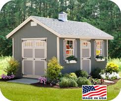Wood Storage Sheds 10 X 20 by Wood Sheds Wooden Storage Shed Kits
