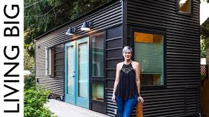100 Architecturally Designed Houses Modern Tiny House With Amazing Hidden Shower