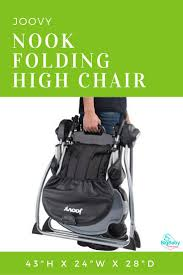 Joovy Nook High Chair Manual by 42 Best High Chairs U0026 Booster Seats Big Baby Small Space Images