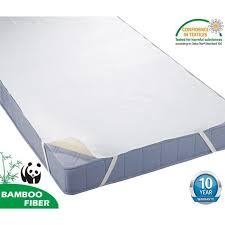 tofern alèse 90 x 190 200 bambou 100 imperméable anti acariens