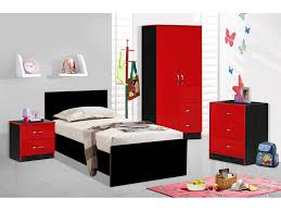 Spectacular Red And Black High Gloss Bedroom Furniture 99 Remodel Interior Home Inspiration With