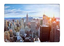 chambre enfant york tapis de sol york city vue lever impression non slip tapis