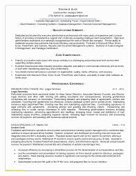 Resume Summary Examples Office Administration New For An Administrative Assistant Free Download Of How