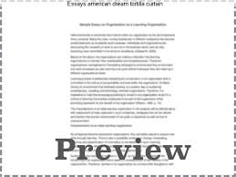 Tortilla Curtain Summary Characters by Essays American Dream Tortilla Curtain College Paper Academic