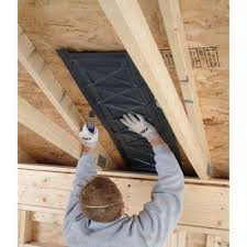 Insulate Cathedral Ceiling Without Ridge Vent by Attic Insulation Baffle Question The Garage Journal Board