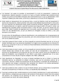 EMIGRANTES EN MÉXICO SOLICITUD DE VISA POR UNIÓN FAMILIAR