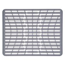 silicone sink mat large oxo
