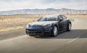 2018 Porsche Panamera V-6 RWD Test | Review | Car And Driver