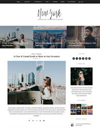100 Modern Design Blog 20 Best Personal WordPress Themes For 2019