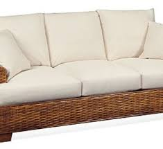 Braxton Culler Sofa Sleeper by The Bali Collection Wicker Outlet