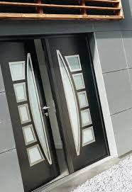 porte entree vantaux fabricant de porte d entrée aluminium sur mesure à toulouse