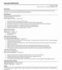 Adoption Counselor Job Description Kennel Assistant Tech Salary