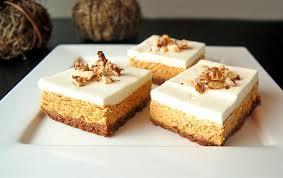 Pumpkin Cake Paula Deen by Pumpkin Cheesecake Bars