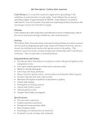 Sample Resume For Jewelry Sales Associate Unique Endearing Job Description In
