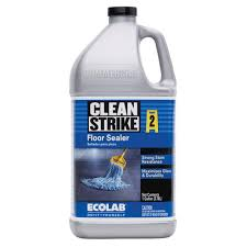 Zep Floor Sealer Msds Sheets by Clean Strike Floor Sealer 128 Oz At Menards