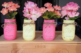 DIY Distressed Mason Jars Its Shiao Time