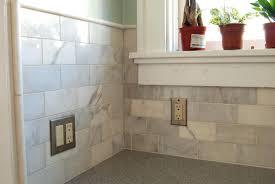 backsplash tile trim metal trim for tile white tile shower bench