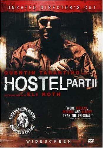 Hostel Part 2 DVD
