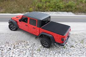 100 Truck Bed Motorcycle Lift Jeep Gladiator Pickup Strikes A Chord In Steel And Aluminum