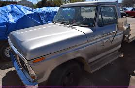 100 1978 Ford Truck For Sale F350 Flatbed Pickup Truck Item BX9734 SOLD Ma