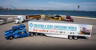 100 Logistics Trucking ZeroEmission Moves Forward Material Handling And