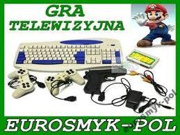 G24 GRA TELEWIZYJNA PEGASUS KONSOLA Z KLAWIATURĄ Zdjęcie na imgED