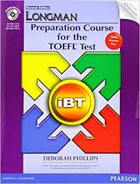 Longman Preparation Course For The TOEFL IBTR Test With CD ROM Answer Key And ITest 2nd Edition
