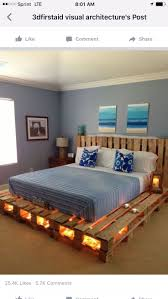 Pallet Bed Frame by 57 Best Palet Mobilya Images On Pinterest Pallet Ideas Wood And