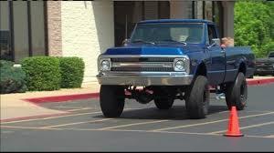 100 Chevy Truck 1970 Brads Beat Truck Restoration