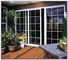 Menards Sliding Glass Door Blinds by Jeld Wen Sliding Patio Doors With Blinds Patios Home