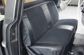 1969 Ford F-100 - You Can Do It: Upholster Your Truck At Home - Hot ... Used Renault Mastdoublecabin7atsfullservice Pickup Trucks Mercedesbenz Sprinter516stakebodydoublecab7seats Picauto Car Seat Covers Set For Auto Truck Van Suv Polycloth 2000 Gmc T6500 22ft Reefer With Lift Gate Sold Asis Custom Upholstery Options For 731987 Chevy Hot Rod Network Amazoncom Original Batman Universal Fit Luxury Series Tan Front Cover Masque Convertible Car Seats In Trucks Just A Note Justmommies New 2018 Chevrolet Silverado 1500 Work Regular Cab Pickup Fhfb102114 Full Classic Cloth Gray Black Toccoa Is Dealer And New Used Isuzu Npr Mj Nation