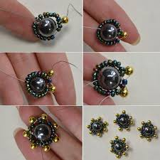 How To Make A Beaded Charm Bracelet 4 Step