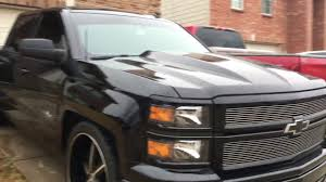 100 Cowl Hoods For Chevy Trucks 2014 Silverado Cowl Hoodpaint To Match YouTube
