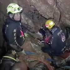 Los Primeros Niños Han Sido Rescatados De La Cueva En Tailandia La