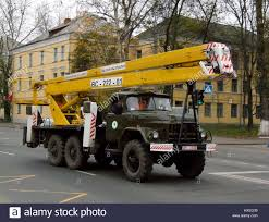 A Hydraulic Lift Bucket Truck On The Street In Vitebsk, Belarus ... 2007 Sterling Lt7500 Boom Bucket Crane Truck For Sale Auction Trucks Duralift Datxs44 On A Ford F550 Aerial Lift 2009 4x4 Altec At37g 42ft C12415 Ta40 2002 Hydraulic Telescopic Arculating For Gmc Tc7c042 Material Handling Wliftall Lom10 Utility Workers In Hydraulic Lift Telescope Bucket Truck Working Mack Cab Chassis 188 Listings Page 1 Of 8 2003 Liftall Ltaf361e 41 Youtube