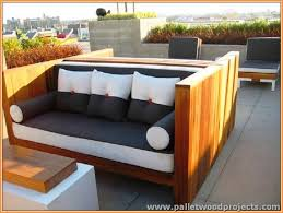 Pallet Patio Furniture Landscaping Gardening Ideas Some Superb Recycling Wood Projects